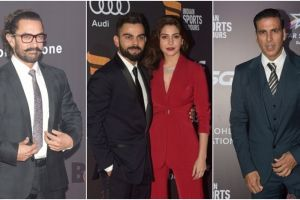 Gaya 10 seleb Bollywood saat hadiri Indian Sports Honours Awards 2017