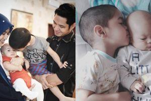 10 Potret kompak & akurnya dua anak Alyssa Soebandono, menggemaskan