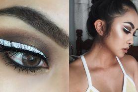 7 Style white eyeliner yang bisa kamu coba demi riasan on point