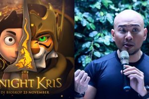 5 Fakta film animasi Indonesia Knight Kris, biayanya fantastis