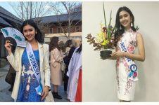 10 Gaya cantik Kevin Lilliana, peraih mahkota Miss International 2017