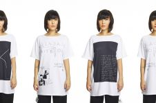 Uztzu Tshirt 4 in 1, kaus yang pas buat traveler yang malas cuci baju