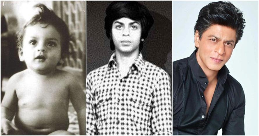 3 Kenakalan Shah Rukh Khan saat masih kecil, bikin emosi sekampung