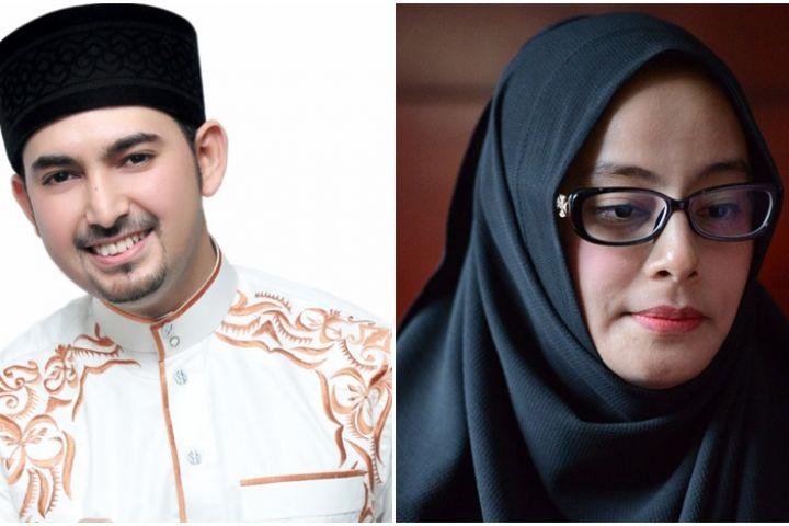 5 Momen kemesraan Ustaz Al Habsyi & Putri Aisyah sebelum cerai