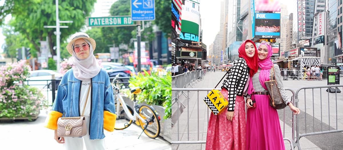 7 Gaya Fashion Hijab Ootd Ala Selebgram Sopan Dan Kekinian
