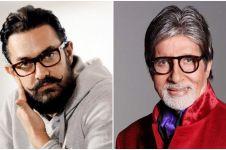 Main film baru bareng, Aamir Khan & Amitabh Bachchan jadi bajak laut