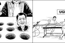 10 Komik kocak ini ungkap perhatian warganet pada Setya Novanto