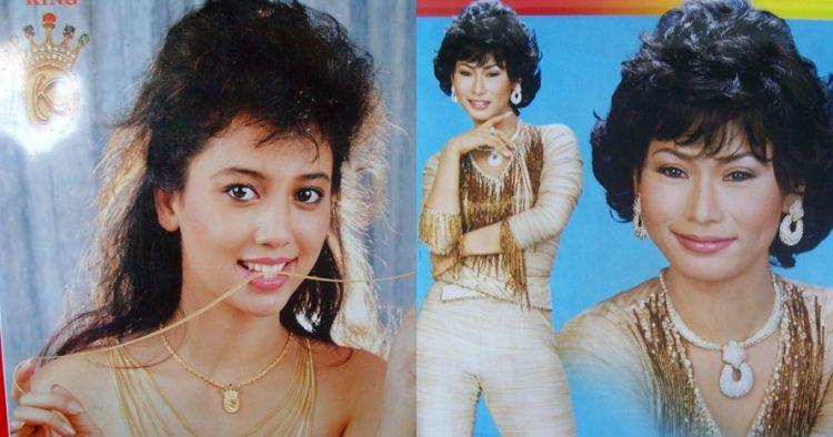 15 Potret gaya rambut unik remaja 80-an, gaul zaman old nih