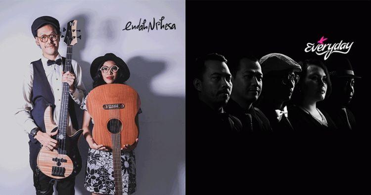 5 Musisi hits yang tampil di Ngayogjazz 2017, ada Endah N Rhesa