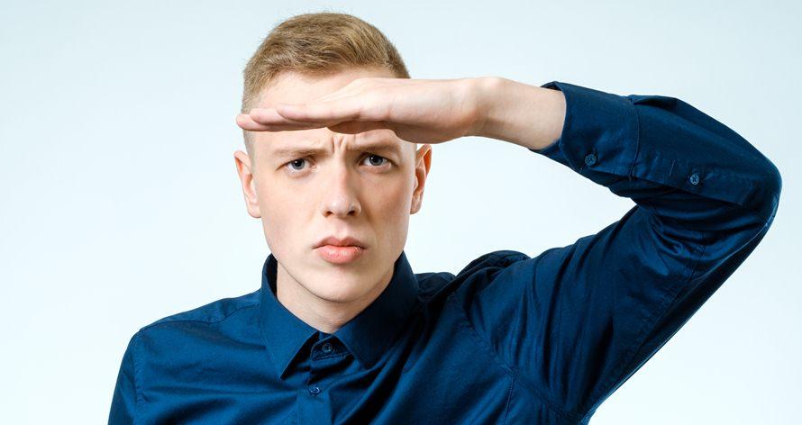 6 Gerakan simpel ini bisa tingkatkan penglihatanmu, dijamin manjur