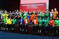Lotte Foundation salurkan beasiswa pada 51 mahasiswa Indonesia