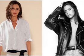 21 Pose seksi Victoria Beckham saat usia 18 tahun, cantik sejak muda