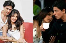Pernah dilamar Shah Rukh Khan, jawaban Priyanka Chopra bikin syok