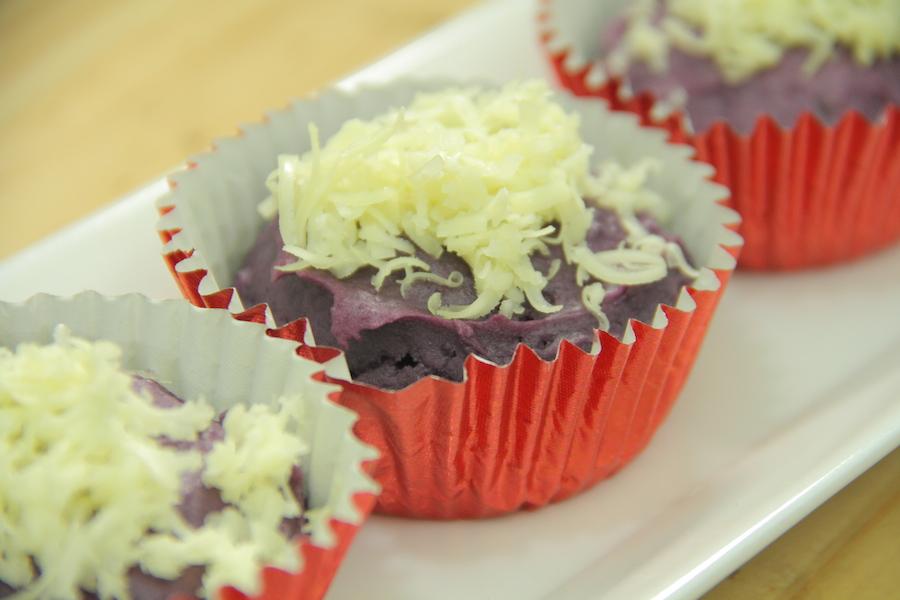 cupcake ubi ungu  © 2017 brilio.net