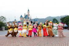 5 Wahana Disneyland Hong Kong ini jadi favorit wisatawan Tanah Air