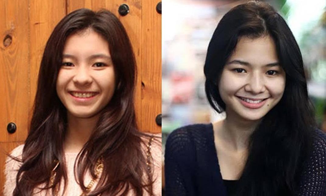 5 Potret tunjukkan aktris FTV ini 'kembar' dengan anak Wulan Guritno