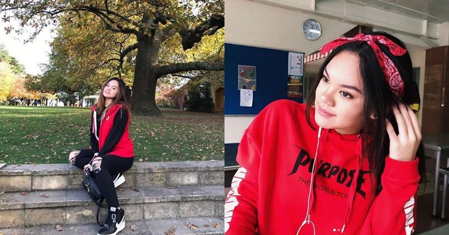 10 Foto Shafa, gadis cantik yang melabrak Jennifer Dunn