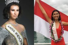 8 Foto Achintya, Miss Indonesia pemenang Best Designer Miss World 2017