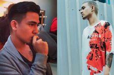 7 Gaya rambut Axel Thomas sebelum dan setelah bebas dari penjara