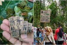 Bayar pakai uang bambu, ini 10 potret jual beli di pasar Temanggung