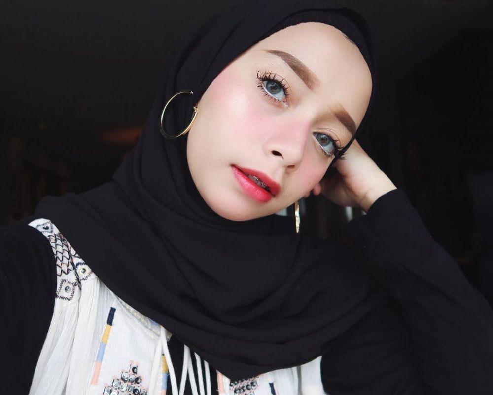 hijab all-black joyagh @Joyagh