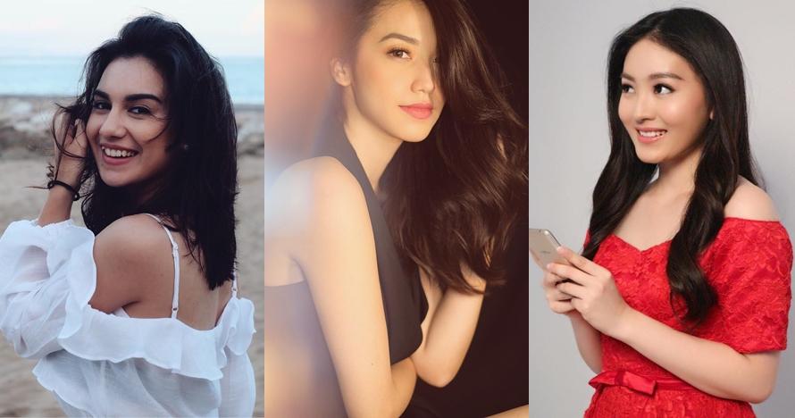 Biasa tampil glamor, 5 seleb cantik ini sukses perankan gadis desa