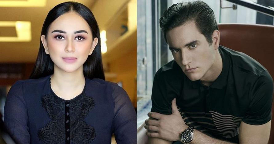 10 Potret Lucho Moroz, pacar baru Aura Kasih yang mirip aktor Twilight