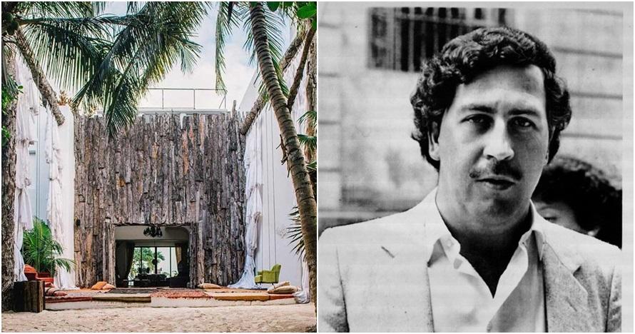 12 Potret persembunyian mafia Pablo Escobar, kini jadi hotel mewah