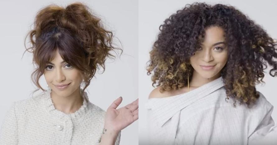 10 Transformasi gaya rambut keriting dari masa ke masa, tetap kece