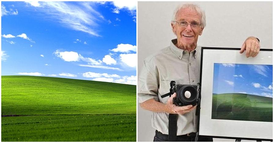 Ini 3 karya terbaru fotografer wallpaper Windows XP, keren abis