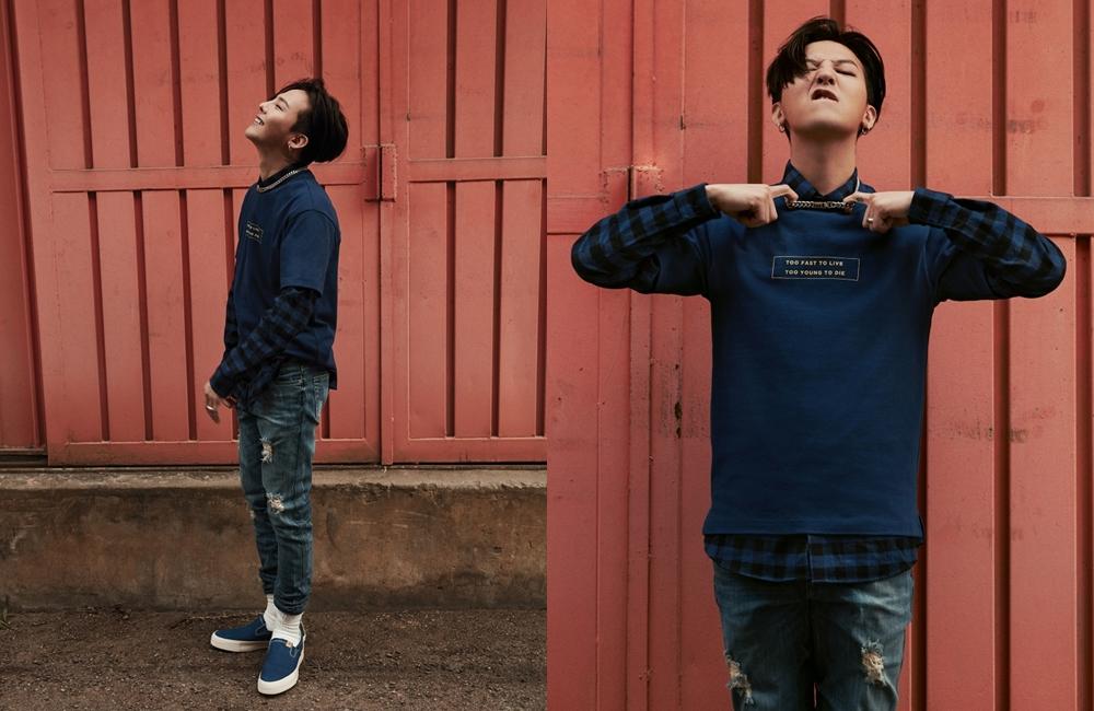 G-Dragon hi-fashion © 2017 brilio.net