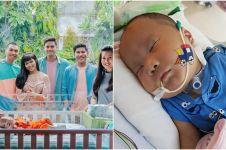 6 Seleb yang ikut turun tangan bantu baby Adam Fabumi, salut
