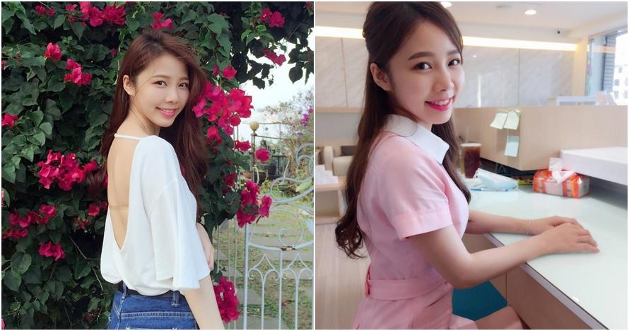Ningxuan Chen, asisten dokter gigi yang siap bikin kamu jatuh hati
