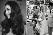 10 Transformasi Ratna Sari Dewi istri Soekarno, cantiknya awet banget