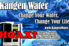 Kemenkes larang klaim Kangen Water bisa untuk pengobatan