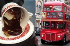 Ampas kopi ternyata bisa dijadikan bahan bakar untuk bus, wow!