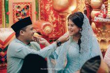 4 Nasihat Jokowi buat Kahiyang-Bobby di puncak pesta adat, menyentuh