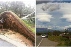 10 Foto ini gambarkan fenomena alam langka, keren banget