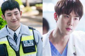 7 Aktor ganteng Korea ini baru terkenal setelah wajib militer