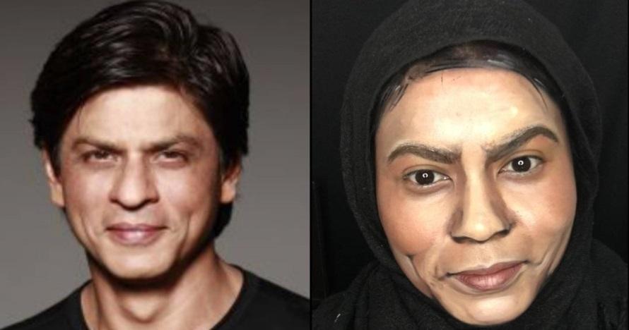 10 Karya makeup hijaber ini detailnya nyata, hasilnya mirip seleb
