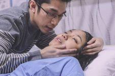 10 Momen perjuangan Zivanna Letisha saat melahirkan, bikin haru