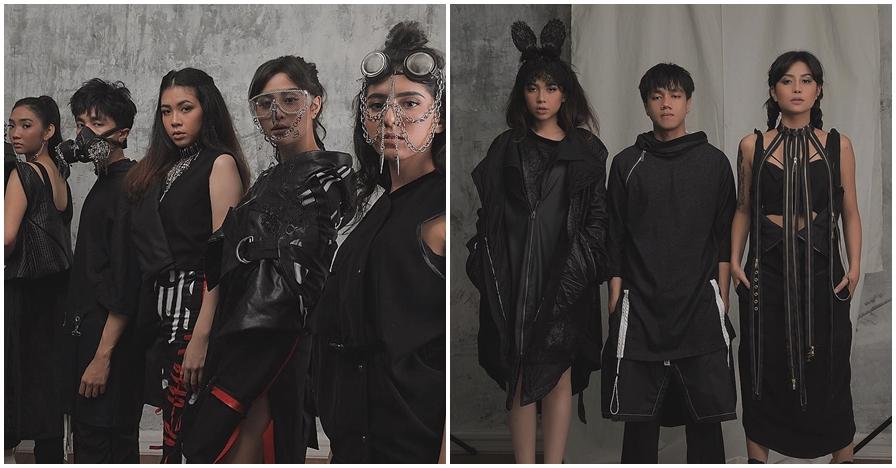 Cantik-cantik semua, ini 4 anggota baru 'Awkarin X A Team'