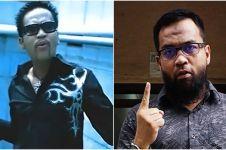 10 Foto transformasi Bjah, mantan vokalis The Fly yang kini berhijrah