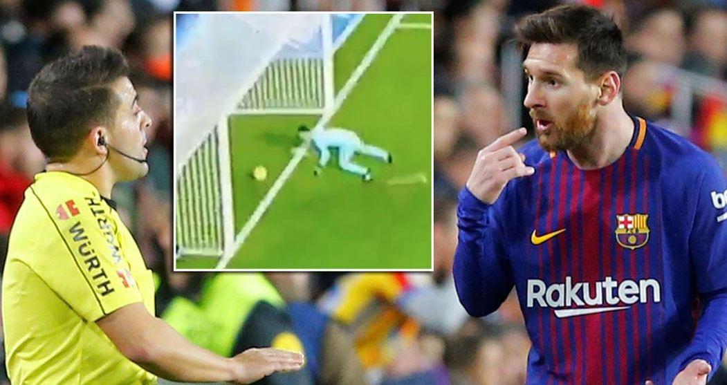 5 Keputusan wasit paling kontroversial dalam sejarah sepak bola