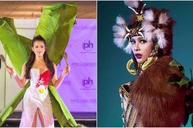 9 Kostum nasional terheboh dan tak terlupakan di Miss Universe 2017