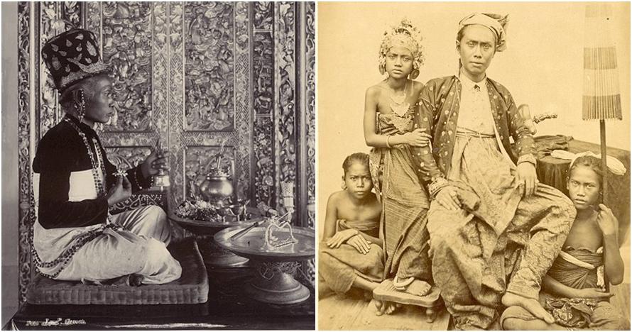 10 Potret orang Bali era pra-kemerdekaan, dari warga biasa hingga raja