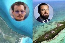 10 Selebritis dunia ini pernah punya pulau pribadi, eksklusif banget