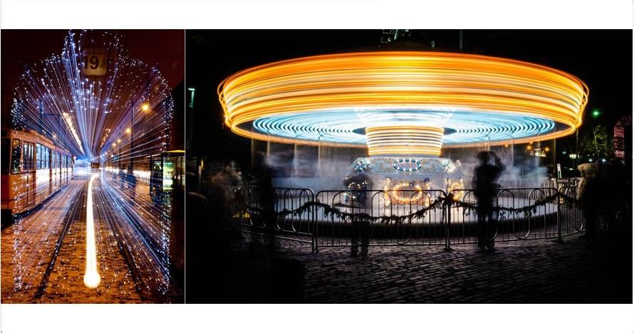16 Foto long exposure kerennya serasa berada di dunia khayal