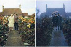 12 Potret pasangan kakek nenek hingga wafat ini bikin terharu