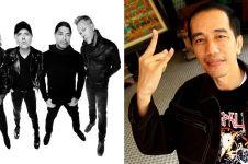 Ini 2 hadiah Metallica buat Jokowi, semuanya dilaporkan ke KPK lho